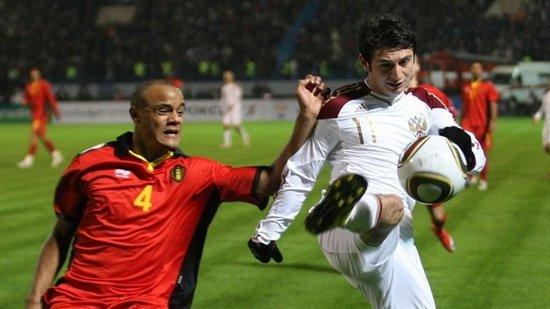 Дзагоев не сыграет в товарищеском матче с Ираном