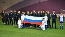Международный турнир на призы Ассоциации футбола Белоруссии. Россия - Литва