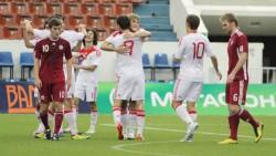 Кубок Содружества 2012. Латвия - Россия