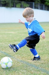 Футболист ребенок